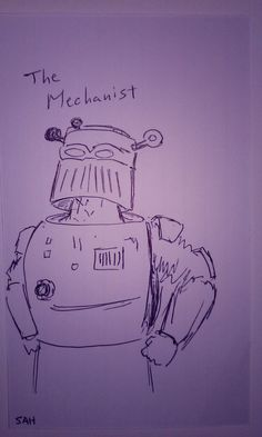 3-5-2016 Fallout - The Mechanist