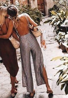 30 Summer Street Style Looks to Copy Now # Check more at Summer Outfits check Copy Street Style Summer Fashion Mode, Fashion Week, New York Fashion, Look Fashion, Womens Fashion, Fashion Trends, Beach Style Fashion, Fashion Ideas, Beach Girl Style