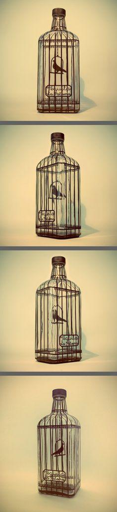 Tequila La Paloma by Oscar Borrego