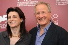 Ami Canaan Mann & Michael Mann - TEXAS KILLING FIELDS - 68th Venice International Film Festival