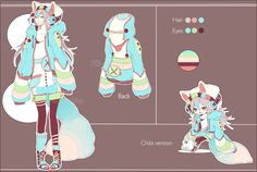 [CLOSED] ADOPT Auction 15 by Piffi-adoptables on deviantART