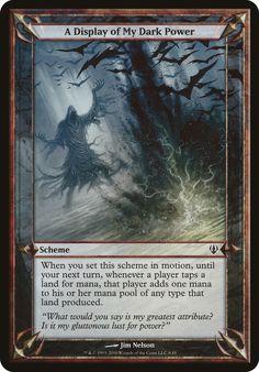Scheme - Archenemy - A Display of My Dark Power