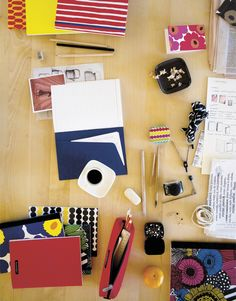 Marimekko stationary products