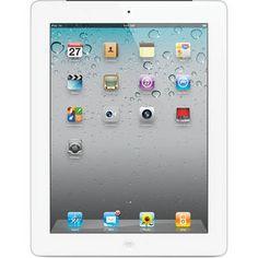 Apple 16GB iPad 2 with Wi-Fi + 3G (AT, White)  #mybhgear