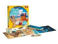 Kidissimo: Un jeu coopératif, écolo et efficace : Playa playa, chez Bioviva. Dès 4 ans.