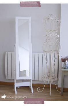 Wayaiulandia: Mi nuevo espejo joyero y tienda vintage en Gijón
