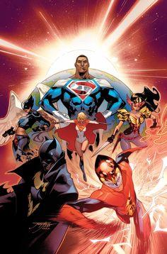 Dick Grayson Batman, Mister Terrific, Flying Type Pokemon, Gotham News, Earth Two, Justice Society Of America, Marvel E Dc, Arte Dc Comics, Justice League