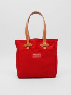 Filson Red Label Tote