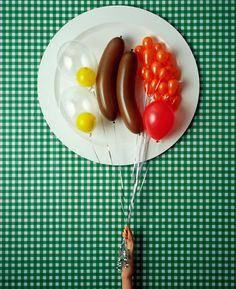 balloon breakfast photography | david sykes
