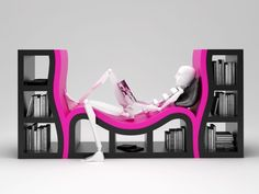 Just an awesome bookcase