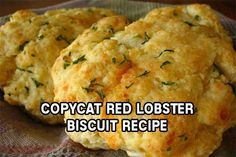 Copycat Red Lobster Biscuit Recipe
