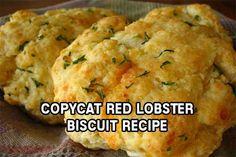 Copycat Red Lobster Biscuit Recipe