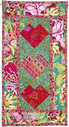 Kaffe Fassett by Paula Doty, via Flickr