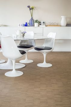 Our Marbella decor brings a new effect for those tired of the traditional wood plank. www.leoline.co.uk
