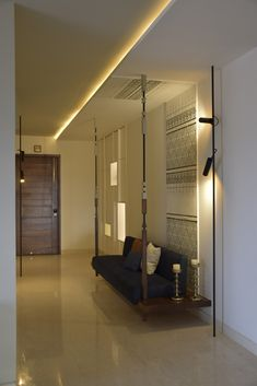 Apartment interiors