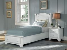 Make your bedroom shine with the Hamilton/Franklin collection. Choose…