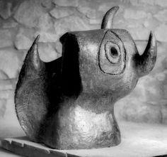 Joan Miro 1972 Tête d'Ubu