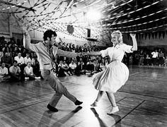 The Sock Hop got it's name from the school dances that were held in the school gym. Shoes were not allowed on the gym floor.