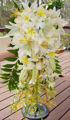 Cascading Bridal Bouquets | Cascade Wedding Bouquet | Flickr - Photo Sharing!