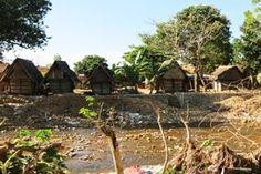 Kurban dari GQ dan Imarindo Semangatkan Warga Kampung Siring :: Global Qurban