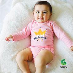 Οι πριγκίπισσες του σπιτιού έχουν πάντα δίκιο! Baby Bodysuit, Onesies, Kids, Clothes, Fashion, Young Children, Outfits, Moda, Boys
