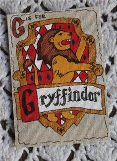Harry Potter ABCs theme - G