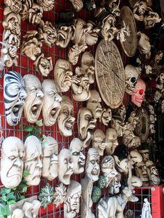 Camden Market (Londres / Angleterre)