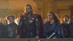 Thor 2 The Dark World Just wondering, how in the world have I not seen this picture before?!?!?!?!