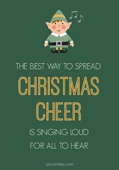 Spread that Christmas cheer!