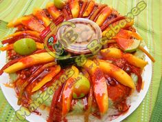 Botanas en fiestas | ... de Deliciosas roscas de chamoy y sushi, la mejor botana! Monterrey