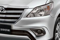 Kijang Innova New E Bensin & Diesel Exterior 6