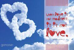 #love #quotes #gonoise