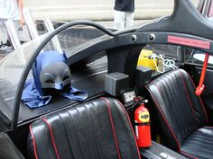 NYC - Vintage Police Car Show: The Batmobile as seen in the 1960s Batman TV series | Flickr - Photo Sharing!