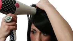 Video: How to Do a Blowout on Hair