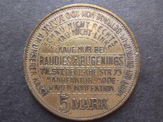 Preussen Werbemarke Werbetoken Friedrich III Kaliningrad Russland in Münzen, Münzen Varia, Jetons, Marken & Zeichen | eBay!