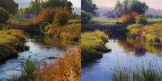 Painting Water - WetCanvas
