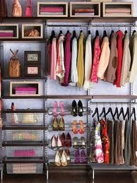 What I wouldn't give for my closet to be this organized