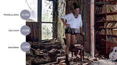 Σορτς Δαντέλα - Μπλούζα με κρόσια Winter 2014 2015, Fashion, Moda, La Mode, Fasion, Fashion Models, Trendy Fashion