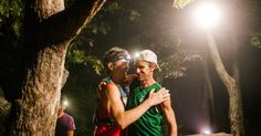 Ultra Runner Karl Meltzer Sets Appalachian Trail Record, Fueled by Beer and Candy - The New York Times