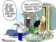 "...I am Conservative...So this is Funny...Obama is the ""Foodstamp"" President...Humor..."