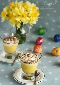 eierlikör-lichior de oua 1 Smoothie, Panna Cotta, Ice Cream, Vegetarian, Beer, Ethnic Recipes, Desserts, Sweets, Cakes