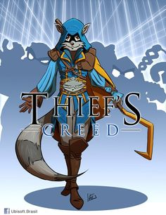 Sly Cooper is one of the first games that lead to stealth use in an open world. I love this game and I always will. Both Sly Cooper and Assassin's creed