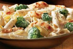 Cheesy Chicken and Broccoli Macaroni ***