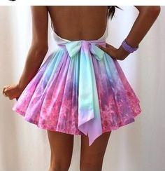 Galaxy dress via imgfave.com
