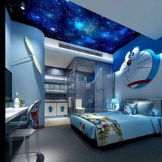 Dream room doraemon #doraemon