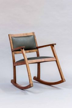 Superbe The Strangeru2013Rocking Chair « The Krenov School Of Fine Furniture