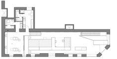Ilcsi Beauty Workshop,First Floor Plan