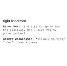 basically | visibly texting alexander*