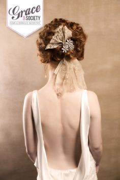 Amazing dress, thanks to primroseandfinch.com #vintageinspiredwedding