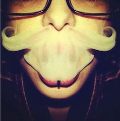 cool vape moustache! Create your with a Nexxt-ON e cig in www.nexxton-ecig.com